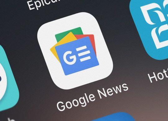 Google News Actualites Icone Logo