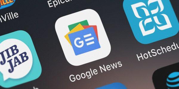 Google News Actualites Icone Logo 600x300