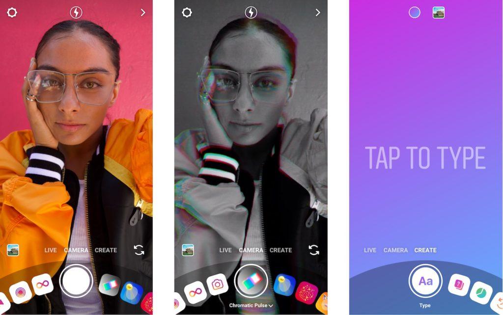 Instagram Nouveau Mode Camera 1024x642