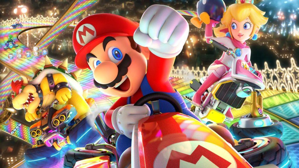 Mario Kart 8 Deluxe 1024x576