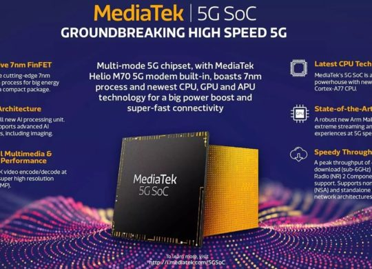 MediaTek Puce 5G