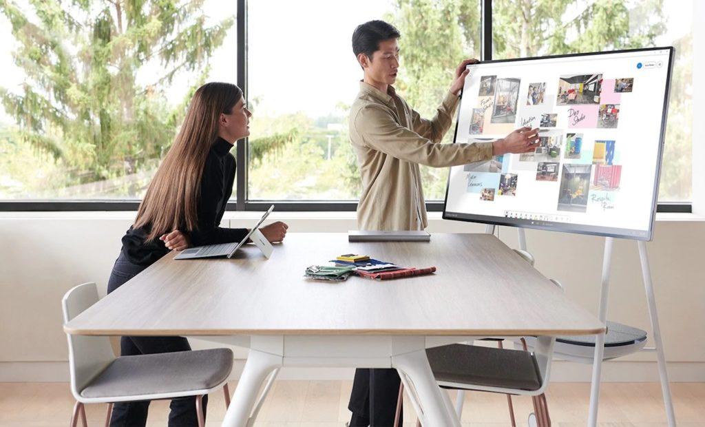 Microsoft Surface Hub 2S 1024x620