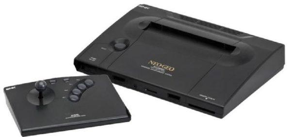 Neo Geo 600x282