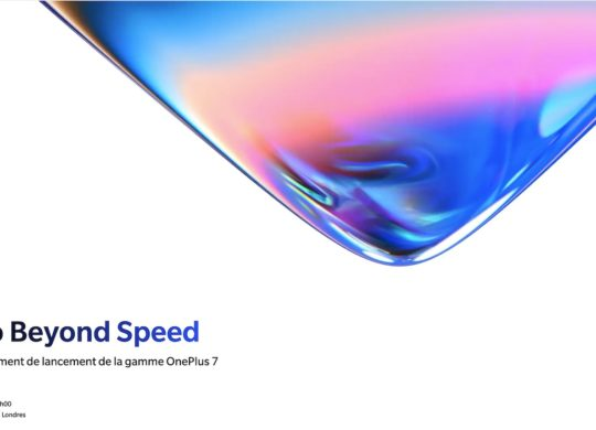 OnePlus 7 Conference 14 Mai 2019