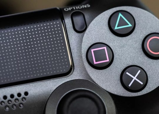 PlayStation 4 Manette