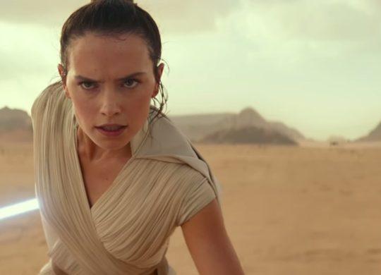 Rey Star Wars 9 The Rise of Skywalker