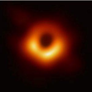 Image article Après la première photographie, voici la première vidéo d'un trou noir