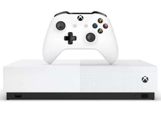 Xbox One S All Digital Officiel