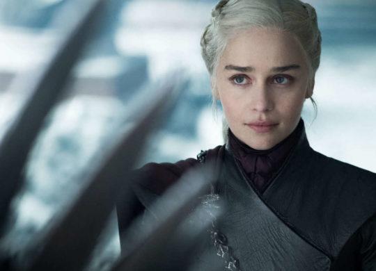 Daenerys Targaryen Saison 8 Game of Thrones