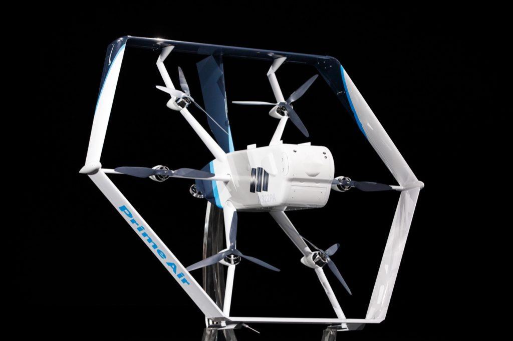 Drone Livraison Amazon Prime Air 1024x682