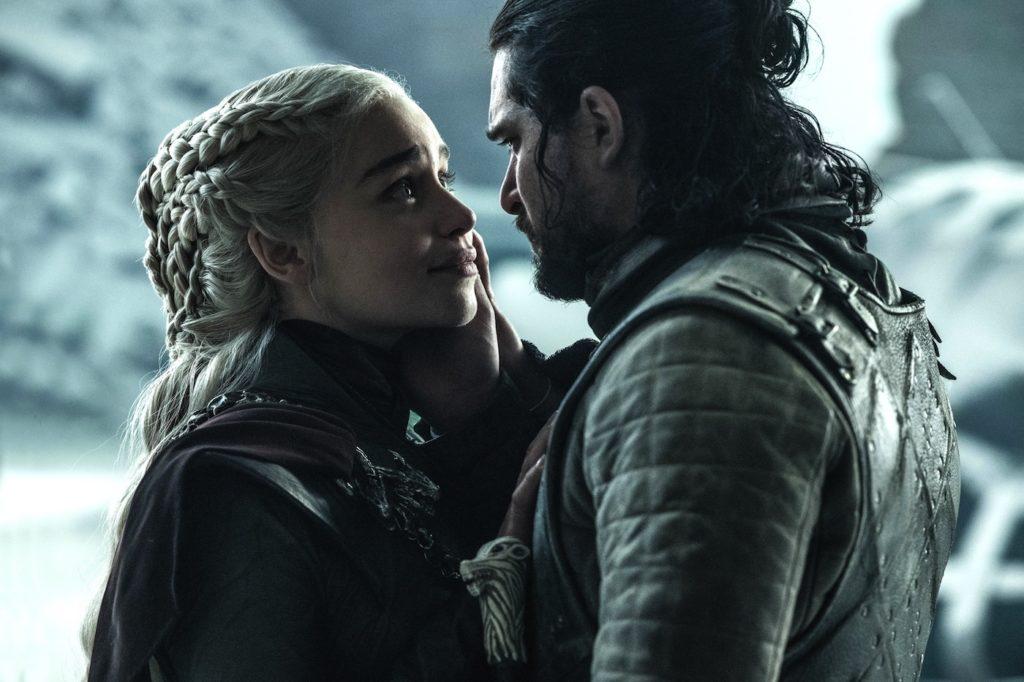 Game Of Thrones Saison 8 Daenerys Targaryen Jon Snow 1024x682