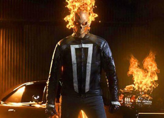 Ghost Rider Hulu