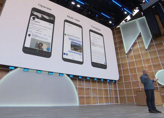Google Assistant Nouvelle Version IO 2019