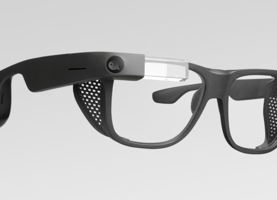 Google Glass Entreprise Edition 2