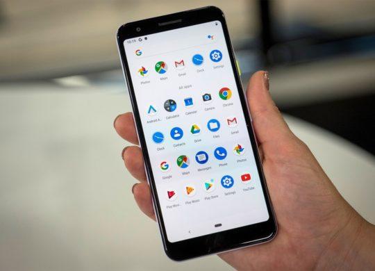 Google Pixel 3a Prise en Main