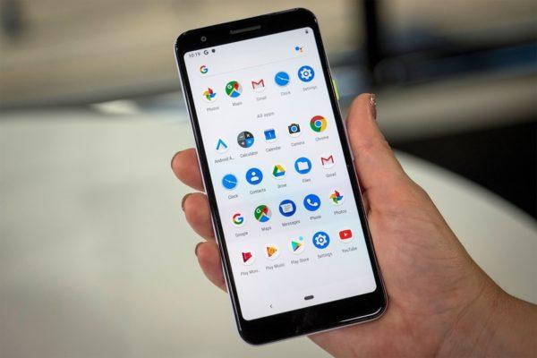 Google Pixel 3a Prise En Main 600x400