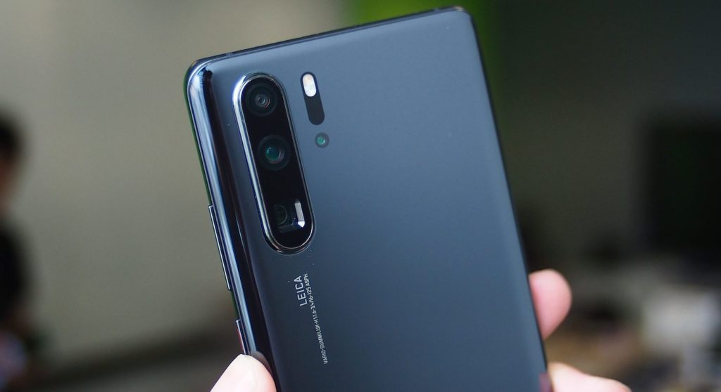 Huawei P30 Pro Arriere Appareils Photo 1024x558