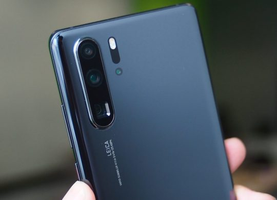 Huawei P30 Pro Arriere Appareils Photo