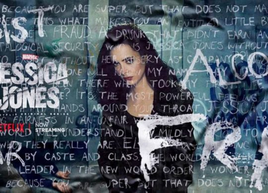 Jessica Jones saison 3 teaser