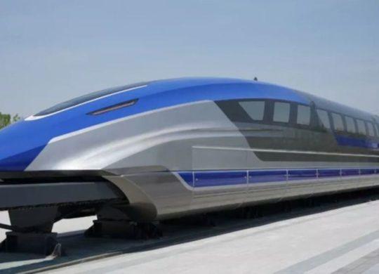 Maglev CRRC