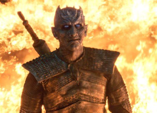 Night King Game of Thrones Saison 8