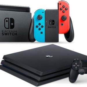 La Nintendo Switch dépasse désormais la PS4& au Japon