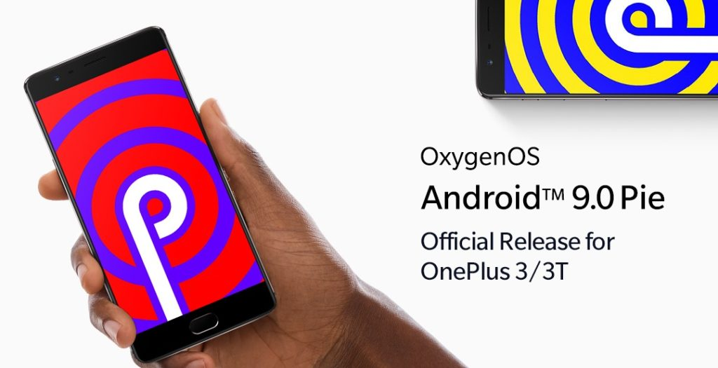 OnePlus 3 3T Android Pie 1024x525