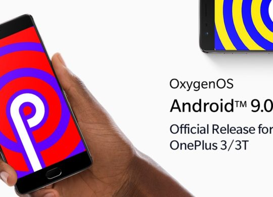 OnePlus 3 3T Android Pie