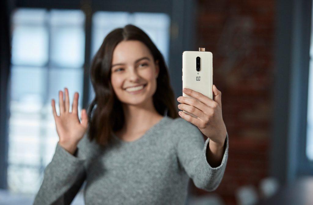 OnePlus 7 Pro Appareil Photo Retractable 1024x671