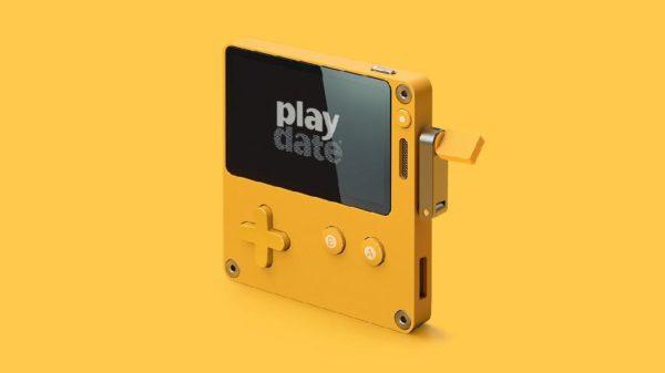 Playdate Console 600x337