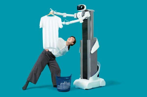 Robot Mira Rosie 600x399