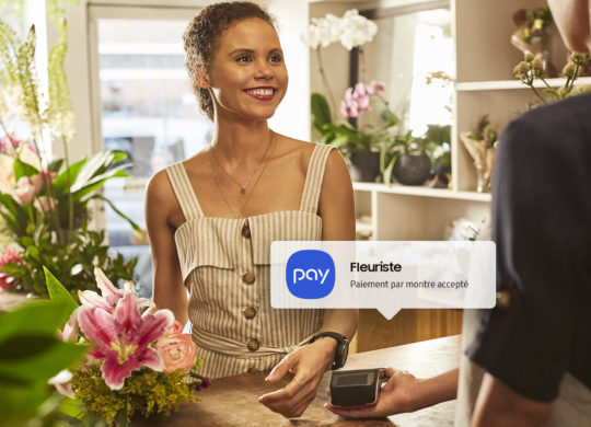 Samsung Pay Montre Connectee