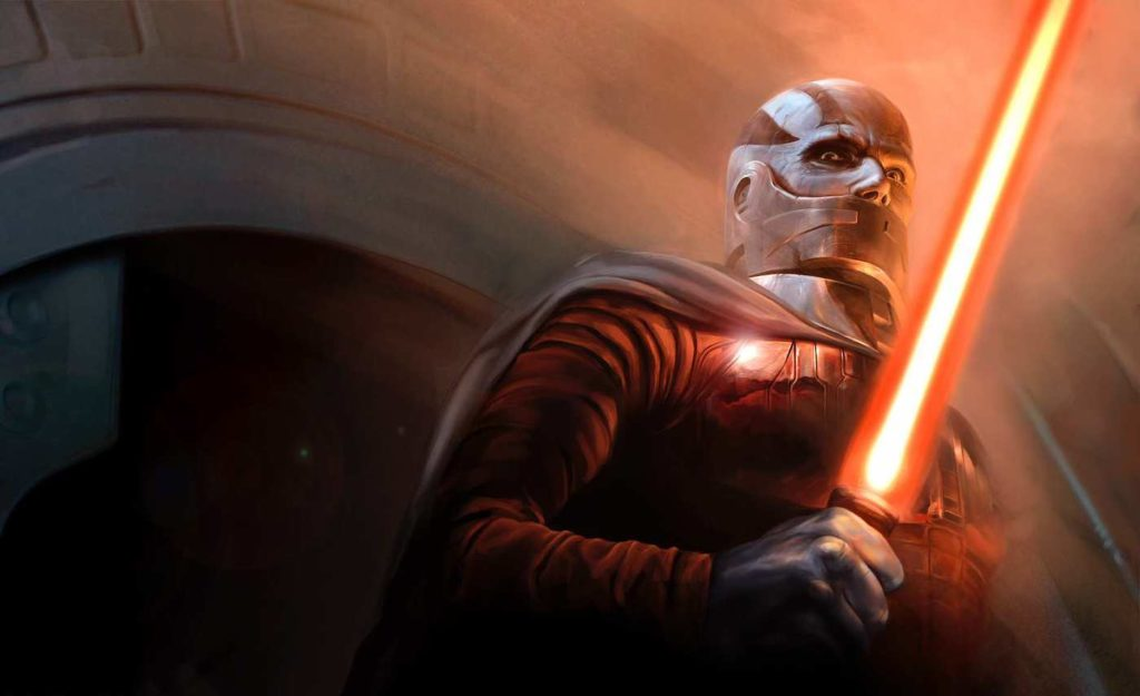 Star Wars Knights Of The Old Republic 1024x625