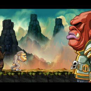 Toki : le grand classique de l'arcade a une date de sortie sur PC, PS4 et Xbox One (+ trailer)