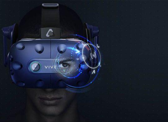 Vive pro eye VR