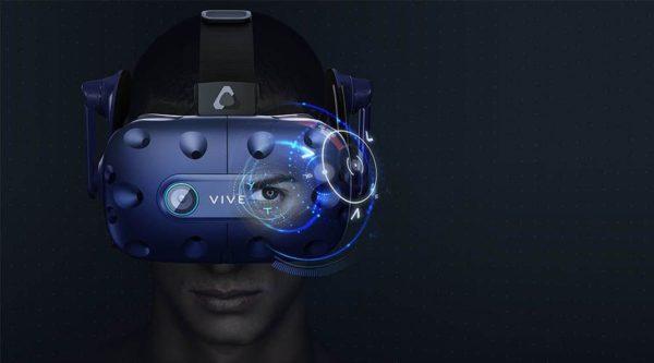 Vive Pro Eye VR 600x333