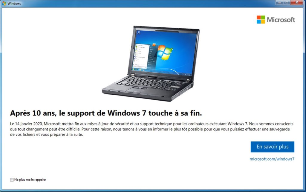 Windows 7 Message Fin Du Support 1024x645