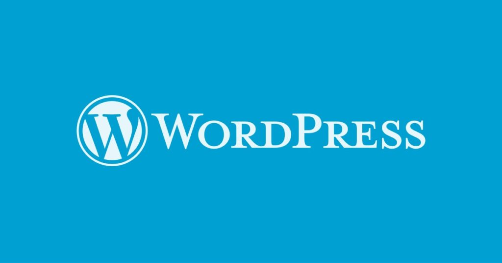 WordPress Logo 1024x538