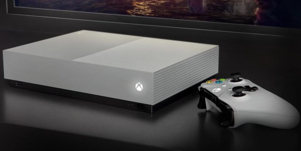 Xbox One S All Digital 1024x516