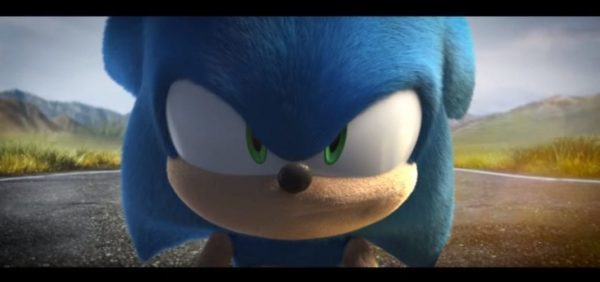 Cartoon Sonic Sonic Movie Paramount 600x282