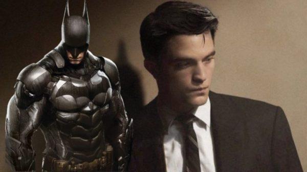 Robert Pattinson The Batman 600x336