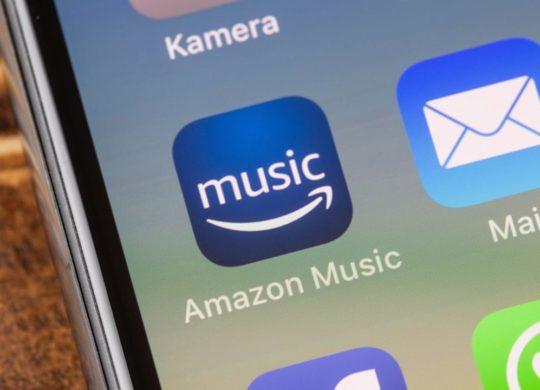 Amazon Music Icone Logo