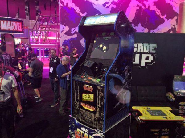 Arcade 1UP Star Wars Arcade 600x450