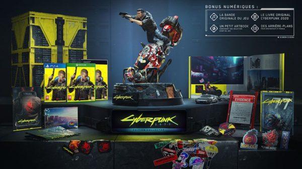Cyberpunk 2077 Collector 600x337