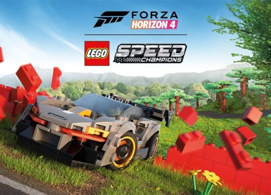 Forza 4 Lego