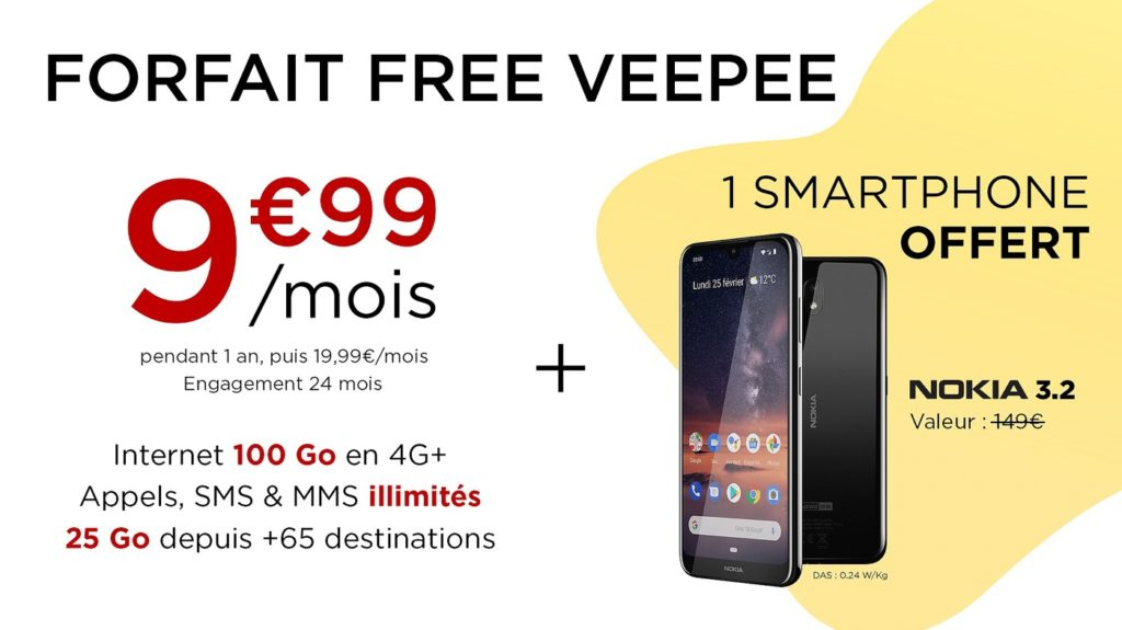 Free Mobile Promo Juin 2019 Smartphone Offert 1024x575