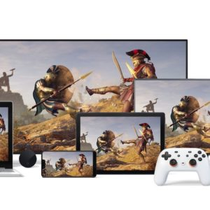 Image article Google Stadia : disponible en 2020 sur Android TV avec Android 11
