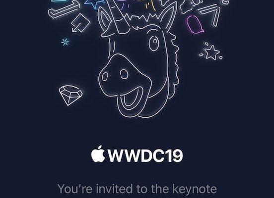 Invitation-Keynote-WWDC-2019