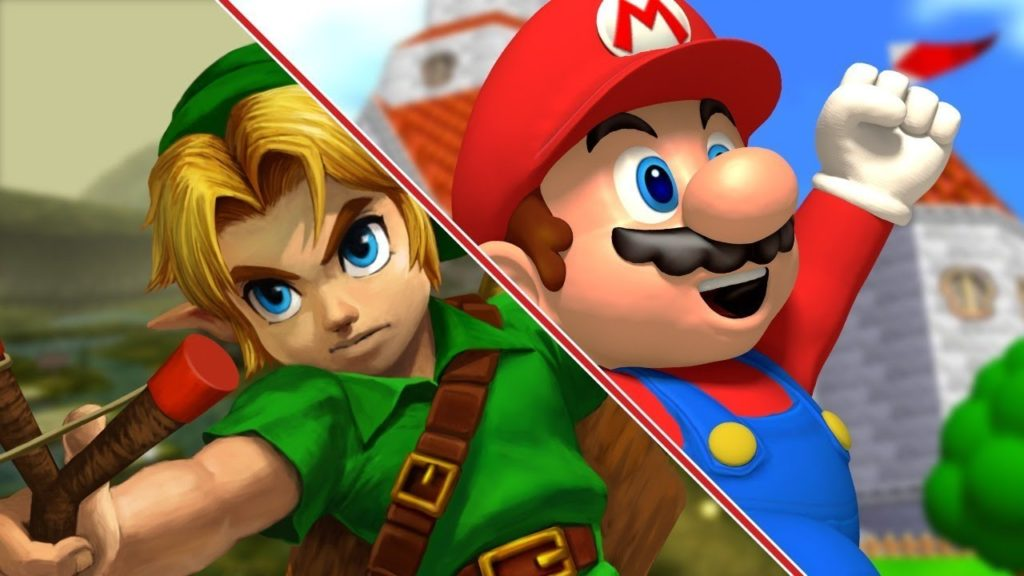 Link Mario 1024x576