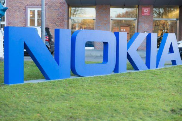 Nokia Logo 600x400